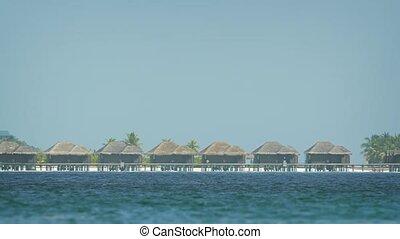 Luxury Resort's Private Bungalows on Maafushi Island,...