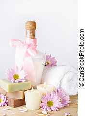 Luxury Shampoo in Pink