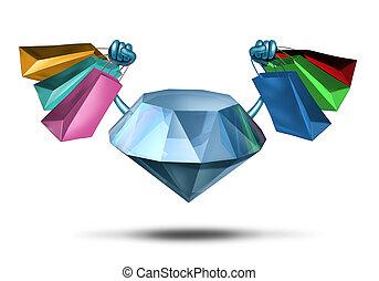 Luxury Shopping - Luxury shopping and high living premium ...