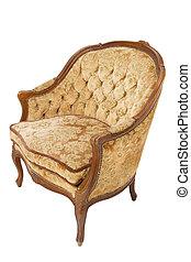 Luxury vintage armchair