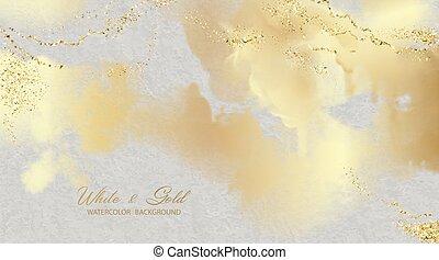 Luxury Watercolor Background