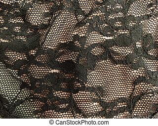 Luxury Woman Black Lingerie Lace