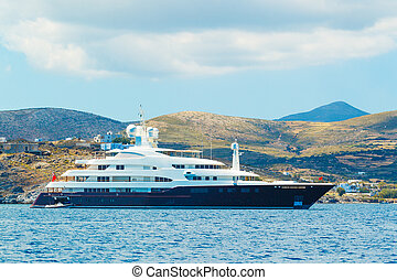 Large Private Luxury Motor Yacht