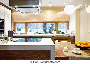 leuchtdiode lila modern beleuchtung luxus kueche stockfotografie suche bilder und foto. Black Bedroom Furniture Sets. Home Design Ideas