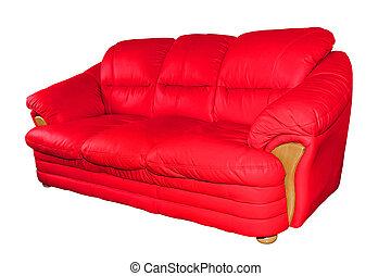 wohnzimmer leder sofa luxus kabine holzstamm. Black Bedroom Furniture Sets. Home Design Ideas