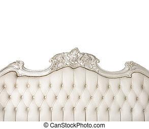 luxus, möbel, mit, copyspace