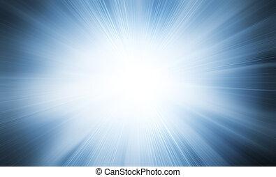 luz, abstratos, luminoso, fundo
