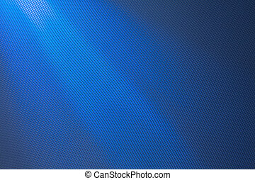 luz azul, experiência grade, vigas