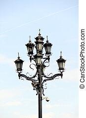 luz, calle