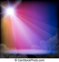 luz estágio