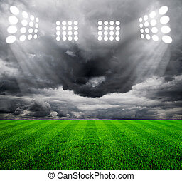 luz, estadio