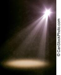 luz, etapa