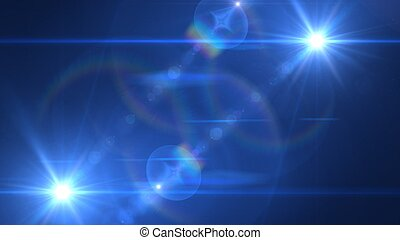 luz, gemelo, reverseblue