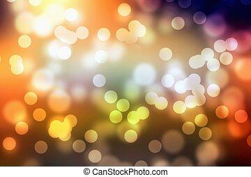 luz, natal