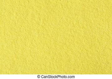 luz, papel, texture., amarela