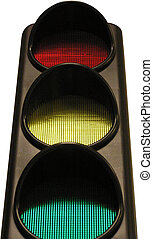 luz, tráfego