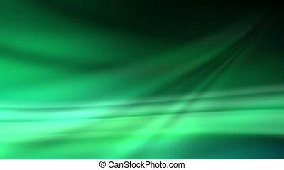 luz verde, fluxo