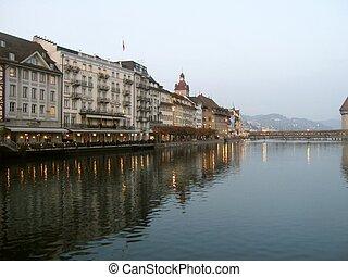 Luzern in Switzerland