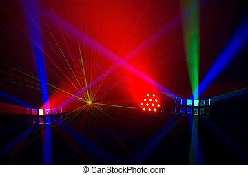 luzes, partido, luz