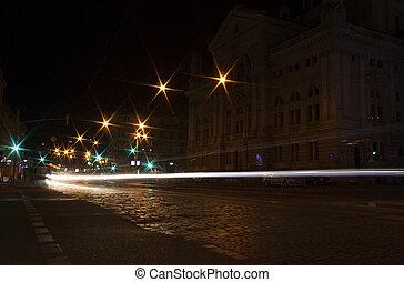 lviv, 夜間