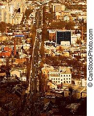 Lviv. Ukraine. Panorama.