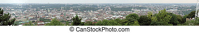 "Lvov Panoram - Lvov-City (Ukraine) Panoram from \""High..."