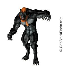 Lycan Werewolf Attack