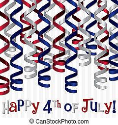 lycklig, 4, july!