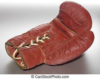 Lying Boxing Glove