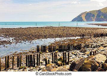 Lynmouth Devon England UK