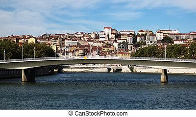 Lyon in France