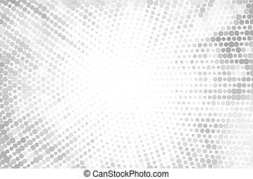 lys, abstrakt, teknologi, baggrund