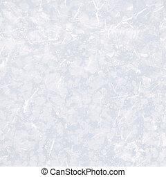 lysande, slät, vita spelkula, struktur