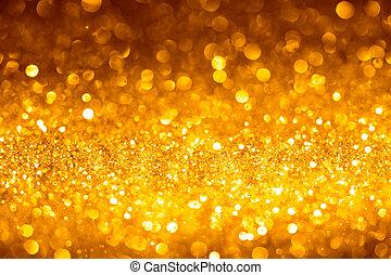lyse, abstrakt, stickande, bakgrund, glittrande