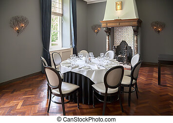 lyxvara, bord, rum