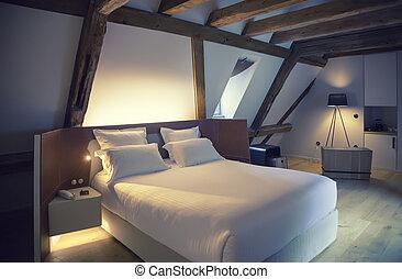 lyxvara, rum, hotell