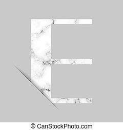 mármore, mercado de zurique, letra, fundo, logotipo, branco cinza
