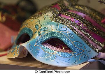 máscara, artisticos