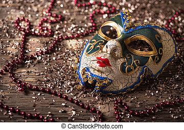 máscara, carnaval