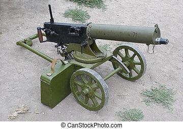 máxima, arma de fuego