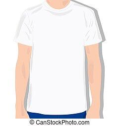 mâle, t-shirts