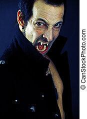 mâle, vampire