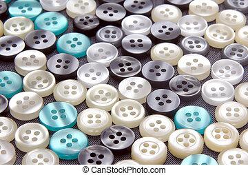 mãe, mais, pérola, diferente, botões