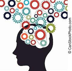 mänskligt förstånd, intelligens