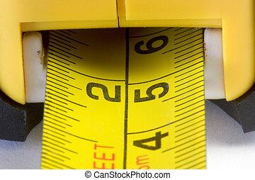 måle tape