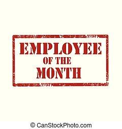månad, anställd