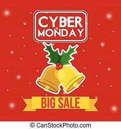 måndag, ciber, handlar, design