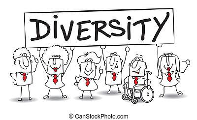 mångfald
