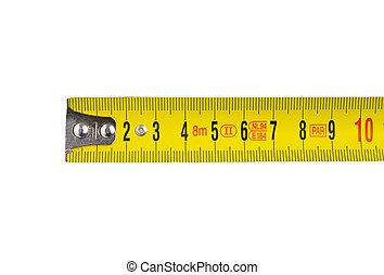 mètre ruban, 8