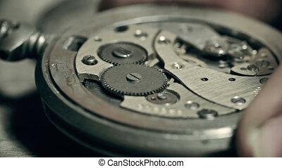 mécanique, montre